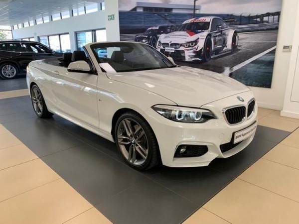 2019 BMW 2 Series 220i Convertible M Sport Auto F23 Western Cape Stellenbosch_0