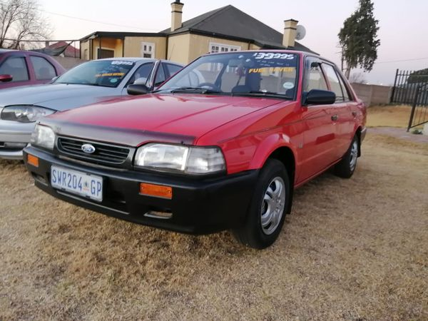 1998 Ford Laser Tracer 1.3 Sd  Mpumalanga Mpumalanga_0