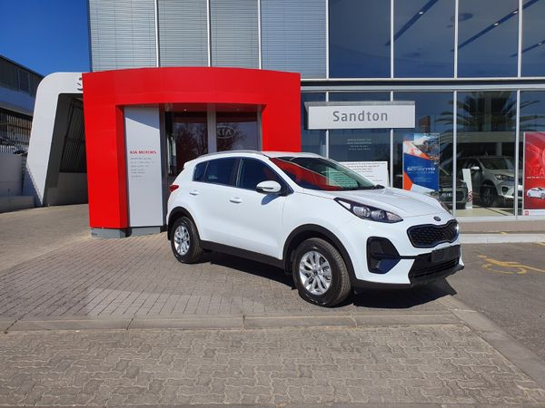 2019 Kia Sportage 1.6 GDI Ignite Auto Gauteng Sandton_0