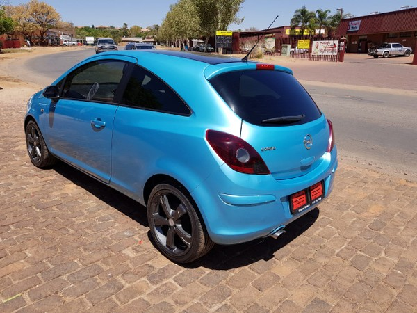 2012 Opel Corsa 1.4 Sport 3dr  North West Province Hartbeespoort_0