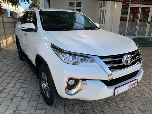 2017 Toyota Fortuner 2.4GD-6 RB Auto Western Cape Robertson_0
