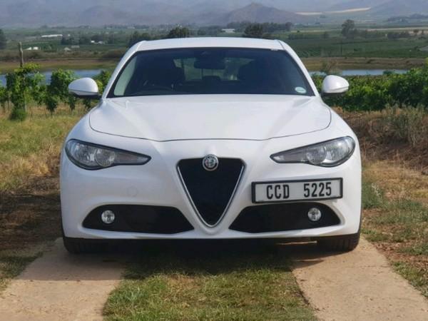 2018 Alfa Romeo Giulia Alfa Giulia from R5495 pm TCs apply Western Cape Robertson_0