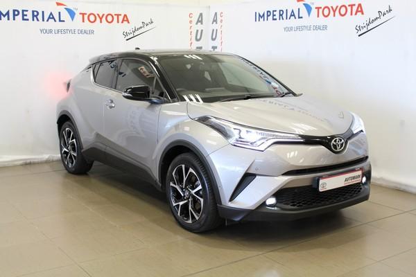 2018 Toyota C-HR 1.2T Luxury CVT Gauteng Randburg_0