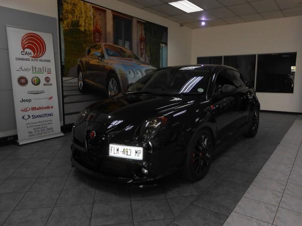 2011 Alfa Romeo Mito 1.4 Distinctive  Mpumalanga Middelburg_0