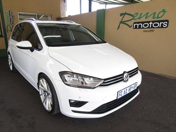 2016 Volkswagen Golf SV 1.4 TSI Comfortline Gauteng Pretoria_0
