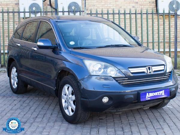 2009 Honda CR-V 2.4 Vtec Rvsi  Gauteng Roodepoort_0