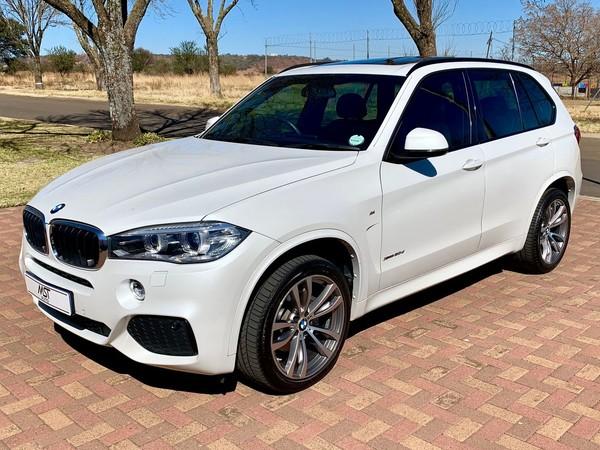 2015 BMW X5 xDRIVE30d M-Sport Auto Kwazulu Natal Newcastle_0
