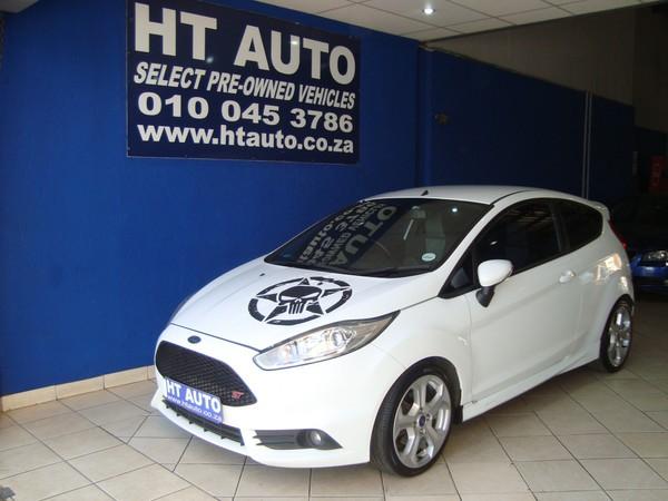 2013 Ford Fiesta ST 1.6 Ecoboost GDTi Gauteng Boksburg_0