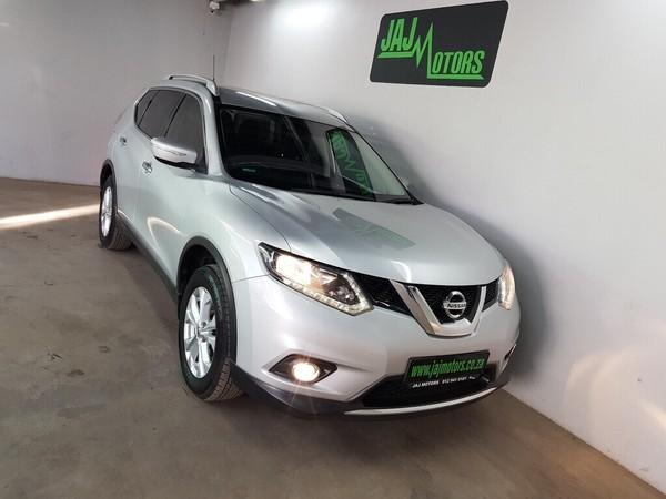 2015 Nissan X-Trail 1.6dCi SE 4X4 T32 Gauteng Pretoria_0