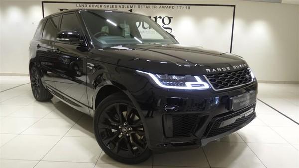 2019 Land Rover Range Rover Sport 3.0D HSE 190KW Gauteng Rivonia_0