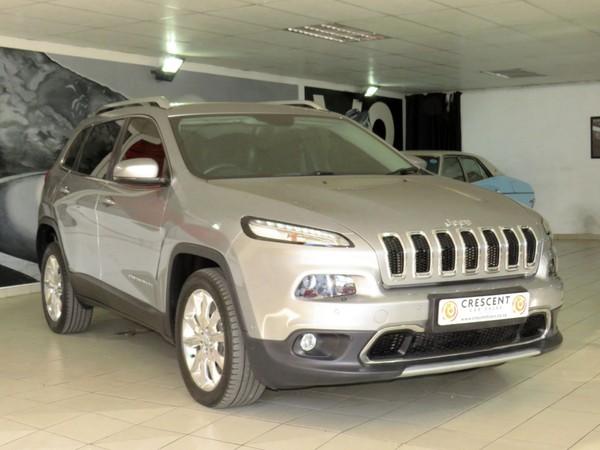 2015 Jeep Cherokee 3.2 Limited Auto Kwazulu Natal Pietermaritzburg_0