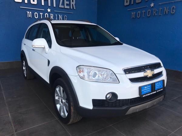 2011 Chevrolet Captiva 2.0d Ltz 4x4  Gauteng Pretoria_0
