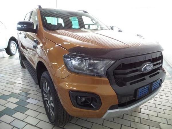 2019 Ford Ranger 2.0TDCi Wildtrak Auto Double Cab Bakkie Free State Bloemfontein_0