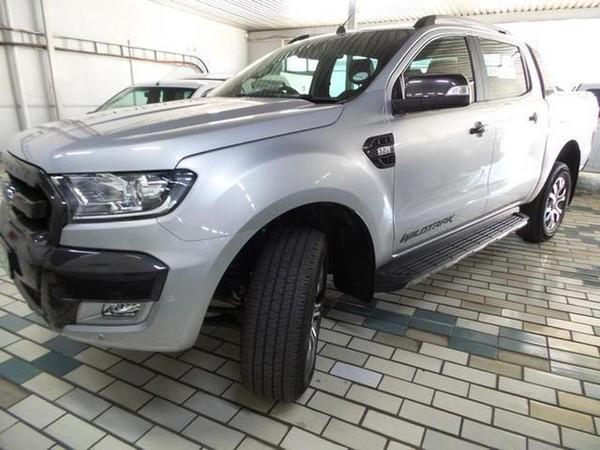 2018 Ford Ranger 3.2TDCi 3.2 WILDTRAK 4X4 Auto Double Cab Bakkie Free State Bloemfontein_0