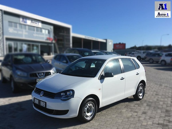 2017 Volkswagen Polo Vivo GP 1.4 Xpress 5-Door Eastern Cape Port Elizabeth_0