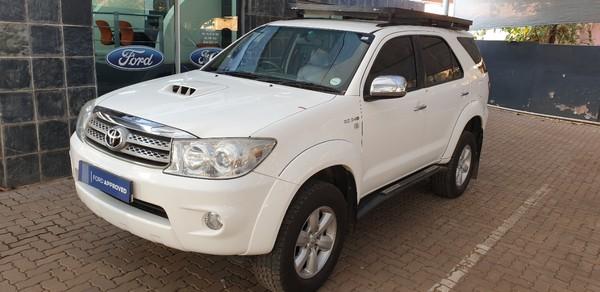 2011 Toyota Fortuner 3.0d-4d 4x4 At  Limpopo Mokopane_0