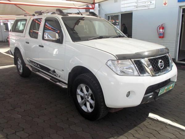 2012 Nissan Navara 3.0 Dci  Le At 4x4 Pu Dc  Gauteng Pretoria North_0