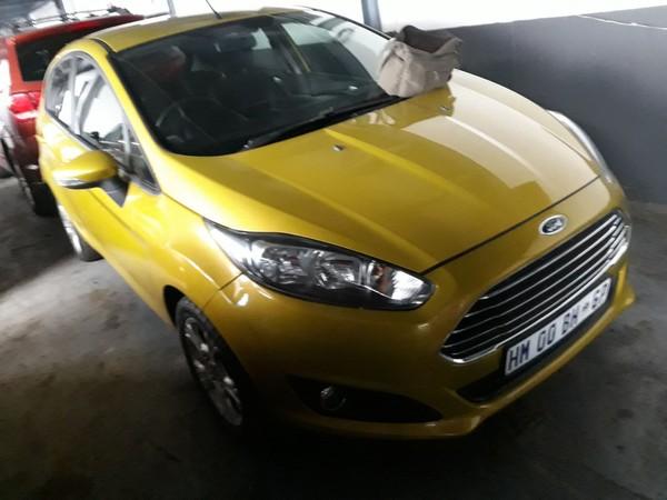 2015 Ford Fiesta 1.6 Trend Powershift  Gauteng Jeppestown_0