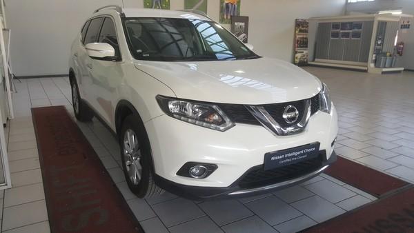 2017 Nissan X-Trail 2.5 SE 4X4 CVT T32 Northern Cape Kimberley_0