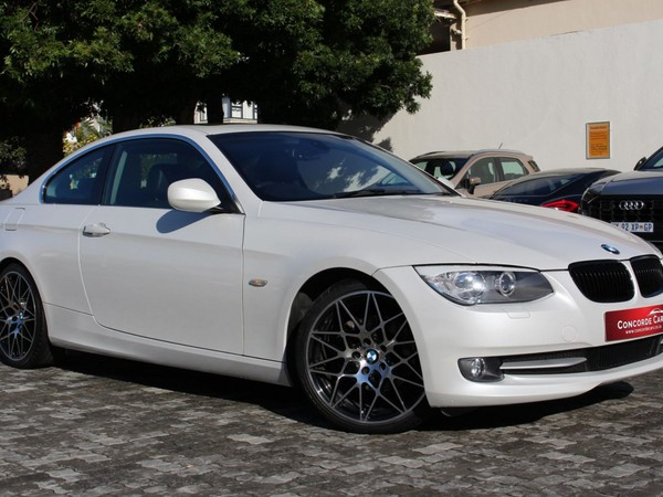 2012 BMW 3 Series 325i Coupe Excl e92  Western Cape Cape Town_0