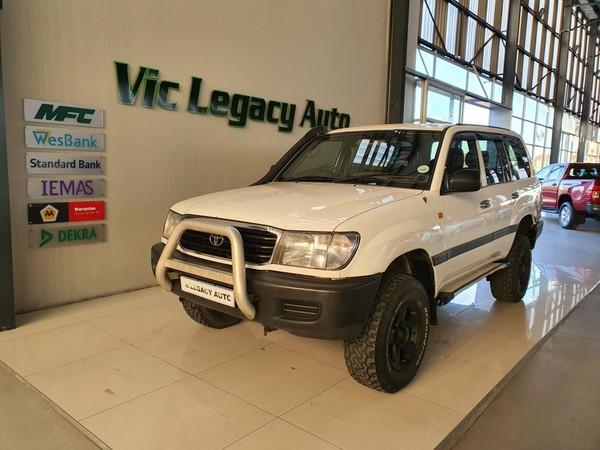 2000 Toyota Land Cruiser 100 Gx P  Gauteng Vereeniging_0