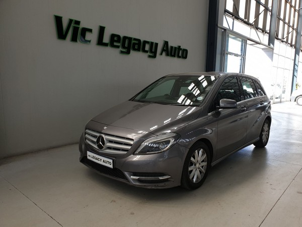 2013 Mercedes-Benz B-Class B 200 Cdi Be At  Gauteng Vereeniging_0