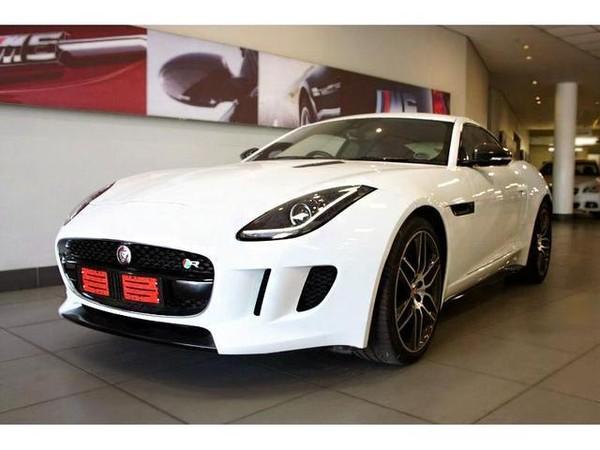 2014 Jaguar F-TYPE R 5.0 V8 SC Coupe Gauteng Four Ways_0