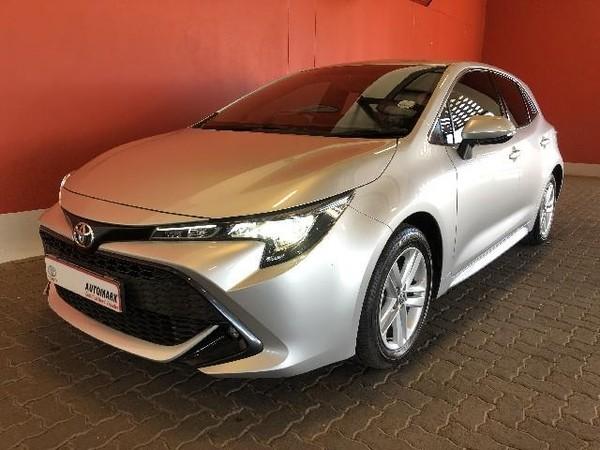 2019 Toyota Corolla 1.2T XS CVT 5-Door Free State Bloemfontein_0