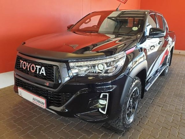 2019 Toyota Hilux 2.8 GD-6 GR-S 4X4 Auto Double Cab Bakkie Free State Bloemfontein_0