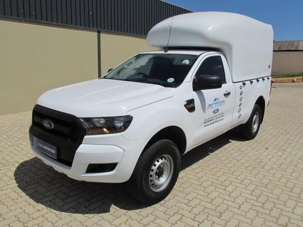2019 Ford Ranger 2.2TDCi XL Single Cab Bakkie Western Cape Malmesbury_0