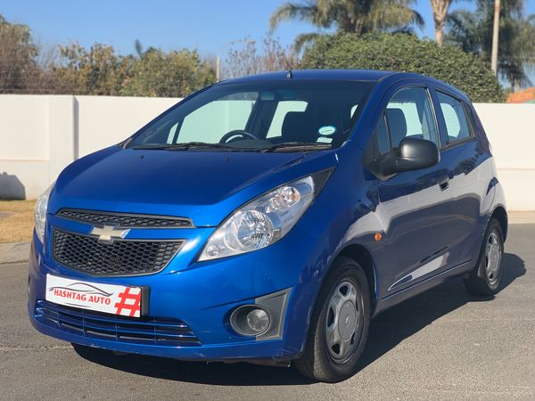 2010 Chevrolet Spark 1.2 L 5dr  Gauteng Kempton Park_0