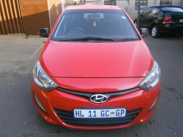 2013 Hyundai i20 14 Gauteng Kempton Park_0