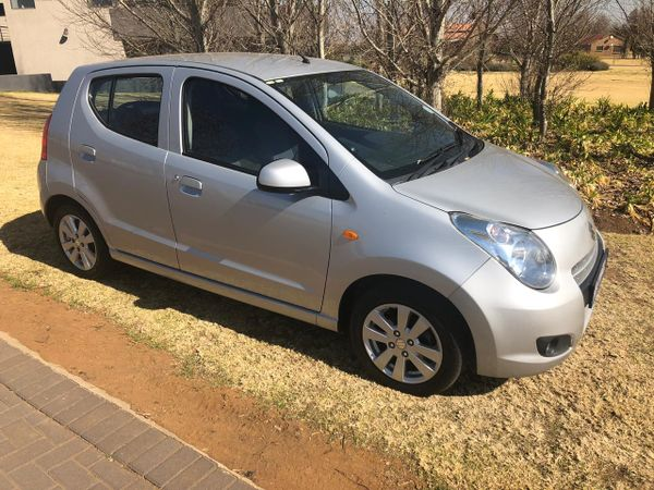 2014 Suzuki Alto 1.0 Glx  Gauteng Vereeniging_0