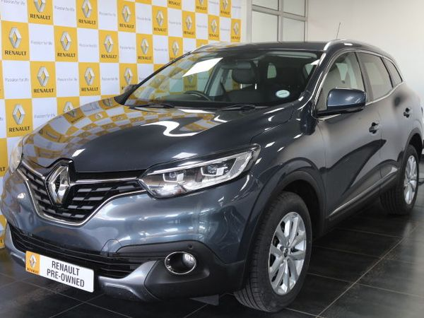 2016 Renault Kadjar 1.6 dCi 4X4 Western Cape Paarl_0