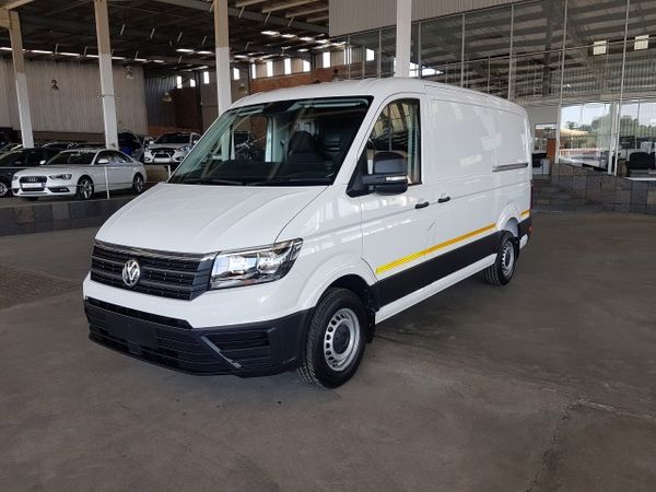 2019 Volkswagen Crafter 35 2.0TDi MWB 103KW FC PV Kwazulu Natal Newcastle_0
