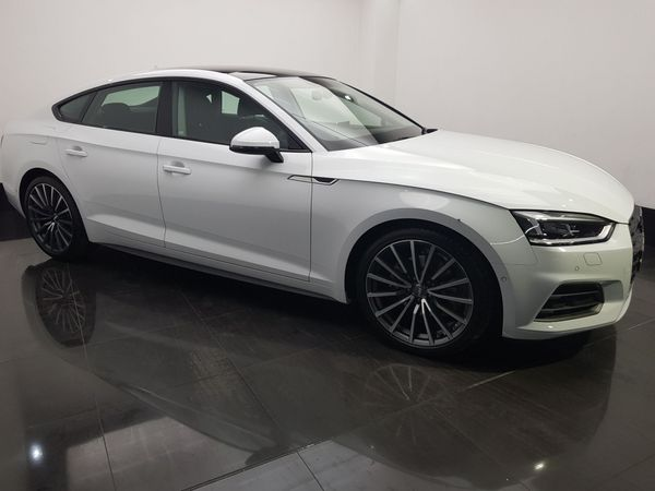 2019 Audi A5 Black edition Sportback  Gauteng Pretoria_0