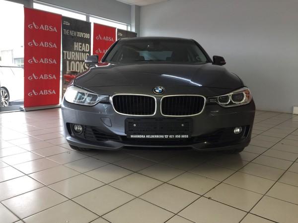 2016 BMW 3 Series 320i Auto Western Cape Western Cape_0