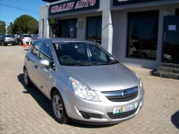 2011 Opel Corsa 1.4 Essentia 5dr  Eastern Cape Port Elizabeth_0