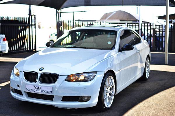 2007 BMW 3 Series 325i Coupe At e92  Gauteng Johannesburg_0