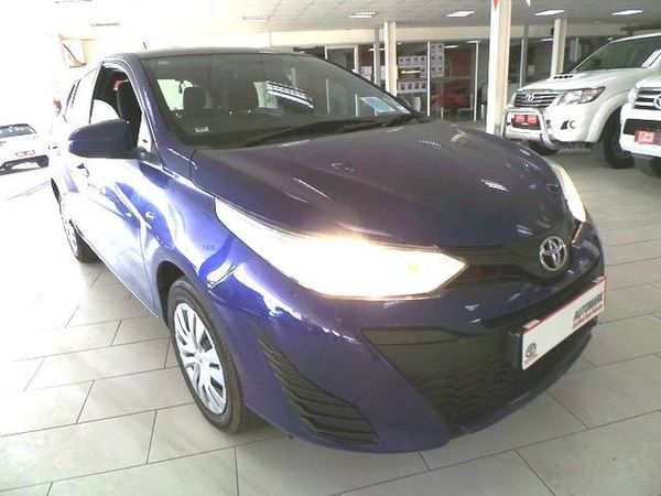 2018 Toyota Yaris 1.5 Xi 5-Door Gauteng Alberton_0