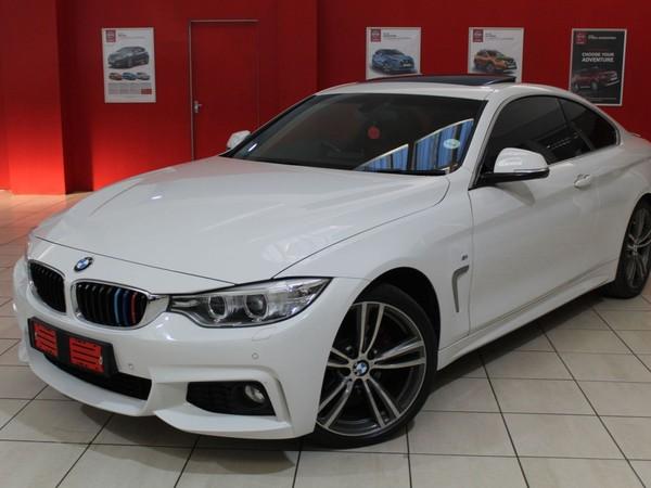 2016 BMW 4 Series Coupe M Sport Gauteng Springs_0