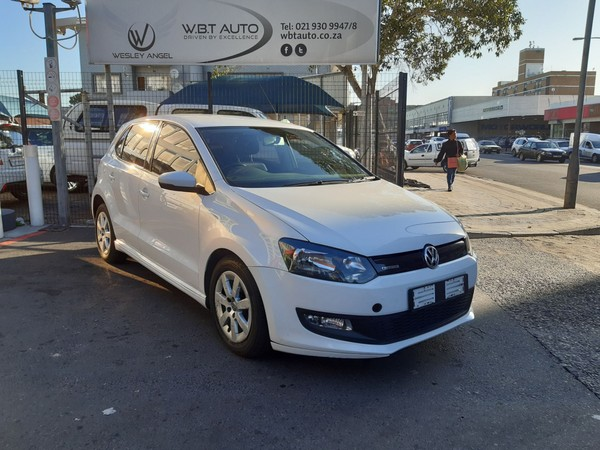 2013 Volkswagen Polo 1.2 Tdi Bluemotion 5dr  Western Cape Cape Town_0