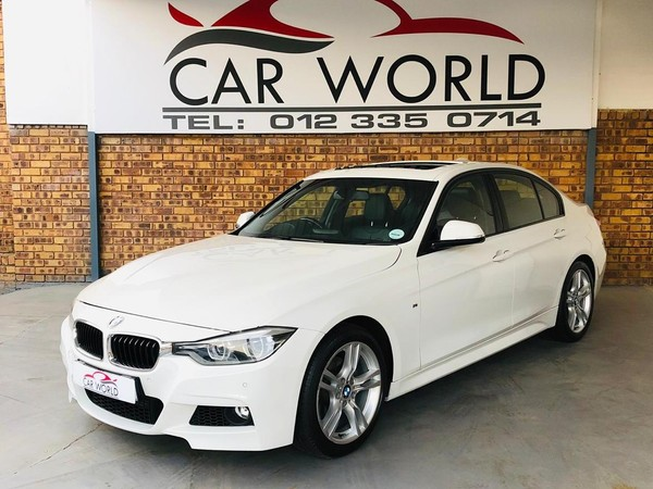 2018 BMW 3 Series 320 D Auto Msport Gauteng Pretoria_0