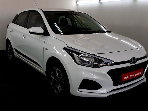2019 Hyundai i20 1.2 Fluid Mpumalanga Nelspruit_0