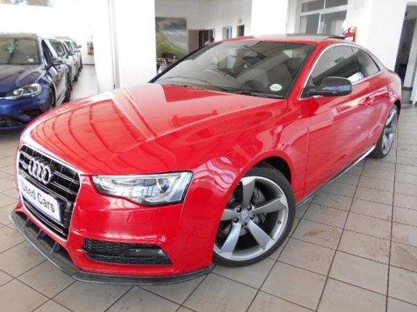 2015 Audi A5 2.0T FSI Multi Gauteng Isando_0