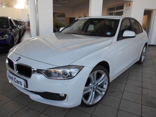 2015 BMW 3 Series 316i Auto Gauteng Isando_0