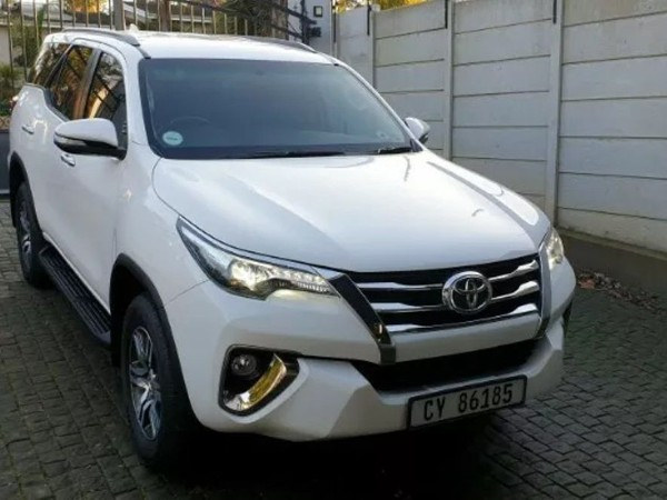 2016 Toyota Fortuner 2.8GD-6 RB Auto Western Cape Paarl_0