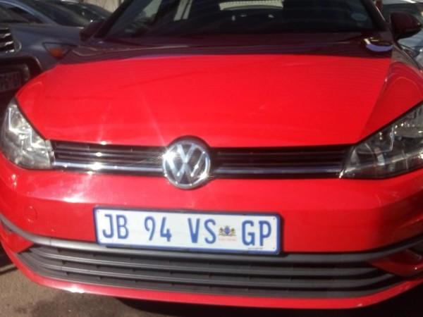 2017 Volkswagen Golf SV 1.4 TSI Comfortline Gauteng Johannesburg_0