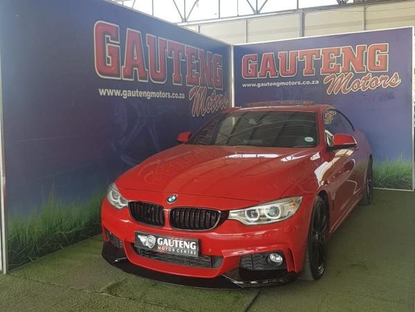 2014 BMW 4 Series Coupe M Sport Gauteng Pretoria_0