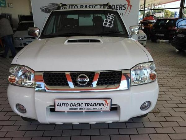 2014 Nissan NP300 Hardbody 2.5 TDi HI-RIDER Double Cab Bakkie Gauteng Pretoria_0